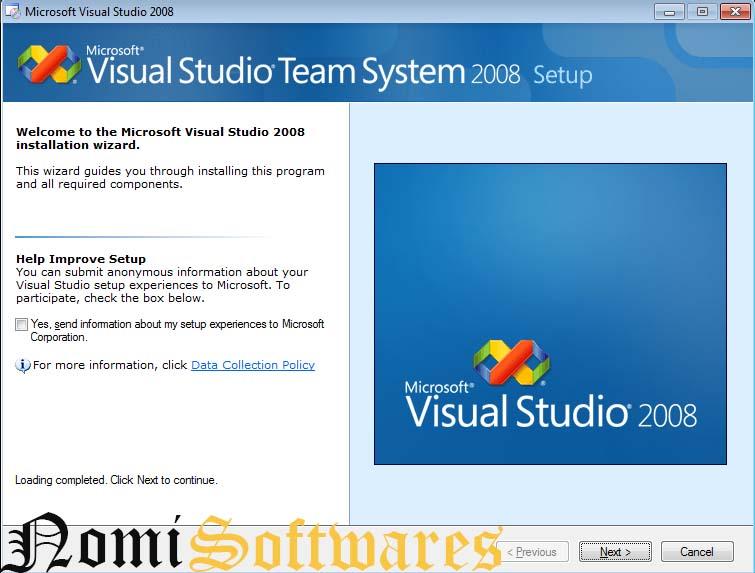 Visual Studio 2008 ISO 7 full version 32bit
