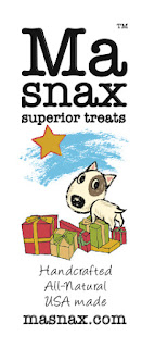 Ma Snax Holiday Logo
