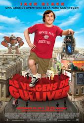 Filme As Viagens De Gulliver Dublado AVI DVDRip