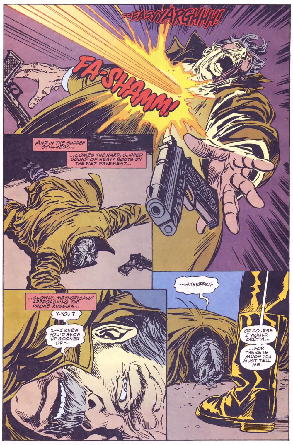 Captain America (1968) Issue #439b #390 - English 7
