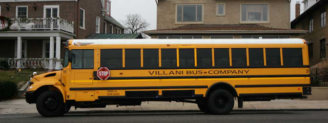Foto Bus Sekolah Milik Villani Bus