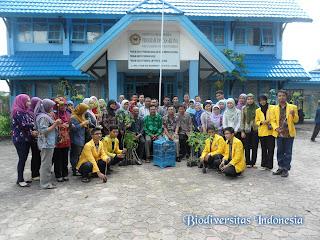 acara peringatan hari lingkungan hidup 2013