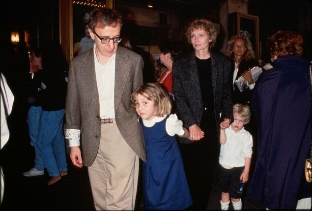 Woody Allen's adopted daughter Dylan Farrow accuses him of sexual assault, Woody Allen Pedophile, Pedophilia