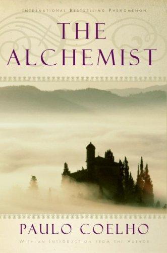 Jonathan Likes Books: The Alchemist (Paulo Coelho)