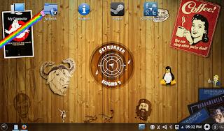 Download System Operasi (OS) Netrunner 16 Ozymandias