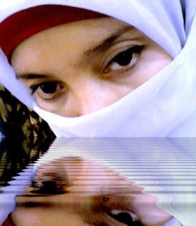 jilbab hati