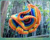 """Crochet Hiperbólico: """"Formas Mutáveis"""""""