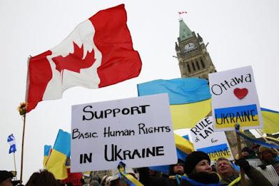 Канада ввела дополнительные санкции против России и Крыма