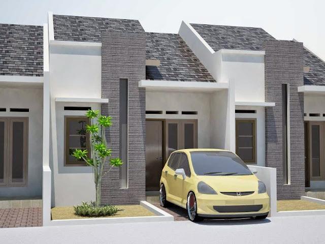 Rumah Minimalis Tipe 21 1 lantai