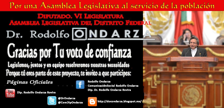 Dr. Rodolfo Ondarza Rovira:  (Neurocirujano)