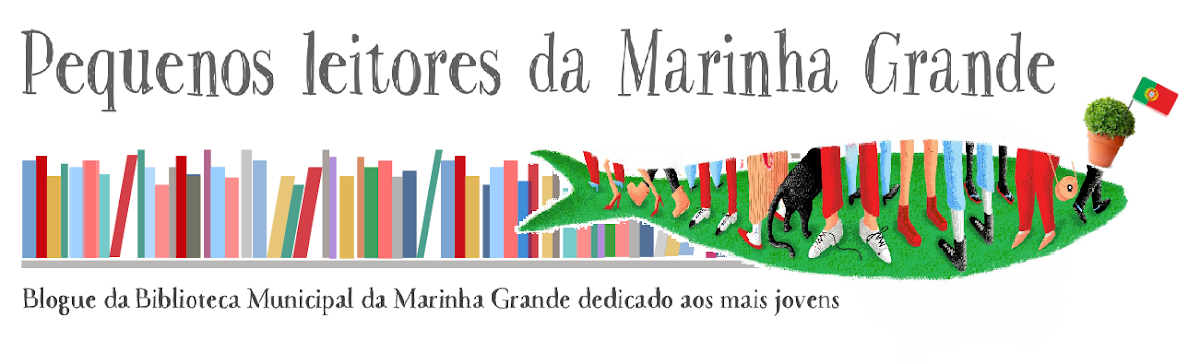 PEQUENOS LEITORES DA MARINHA GRANDE