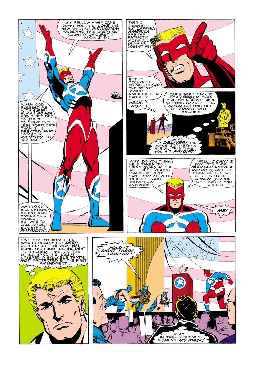 Captain America (1968) Issue #323 #251 - English 13