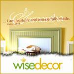 Scripture Wall Decals