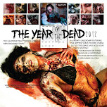 Zombie Calendars 2012