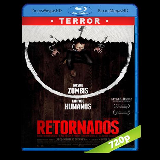 Retornados (2013) BrRip 720p Inglés AC3+subs
