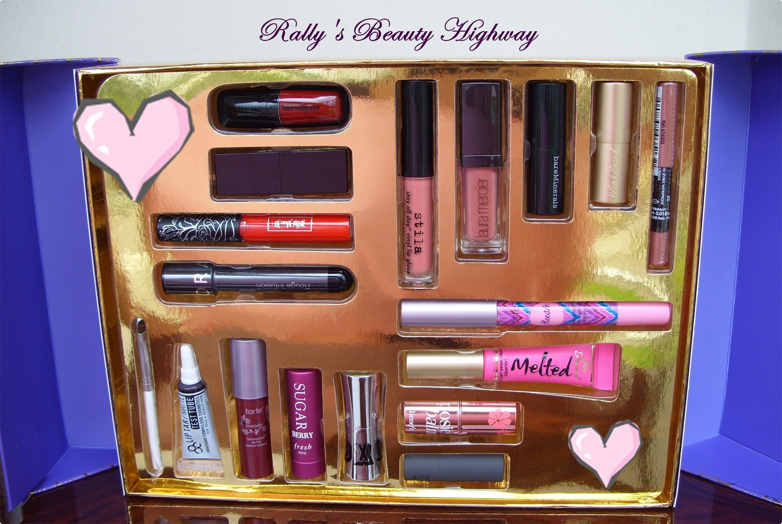 beauty HAUL, Sephora, Paula's Choice, Elf, Tarte, Revlon