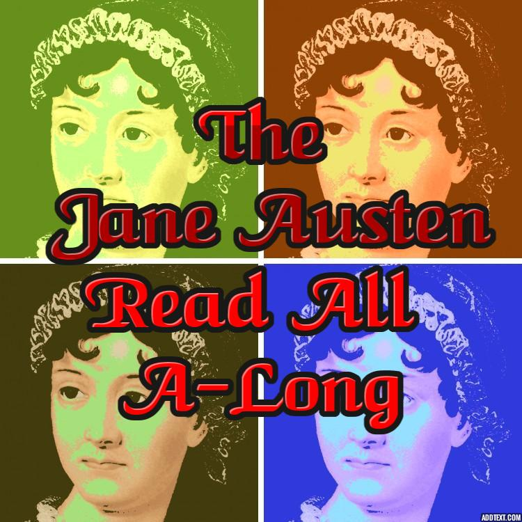 Jane Austen Read All A-long