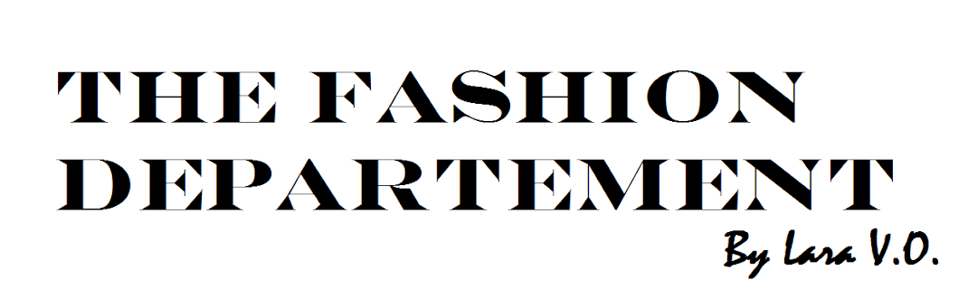 THE FASHION DEPARTEMENT