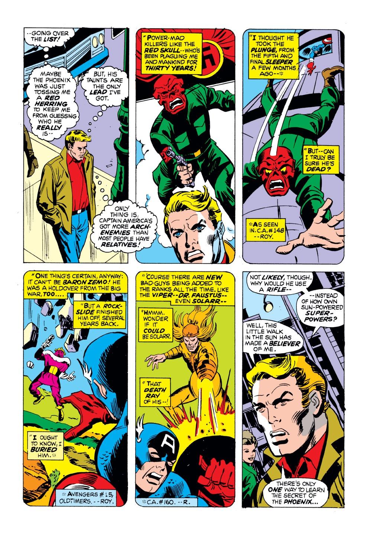 Captain America (1968) Issue #168 #82 - English 7