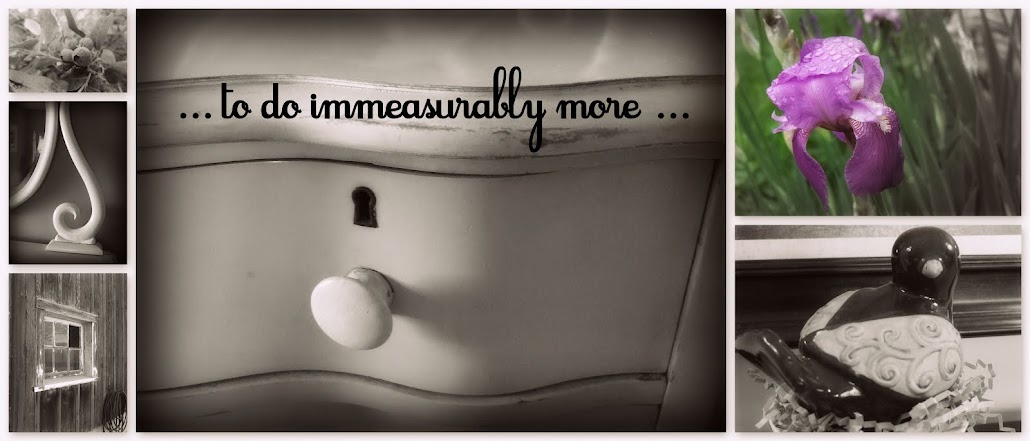... to do immeasurably more...