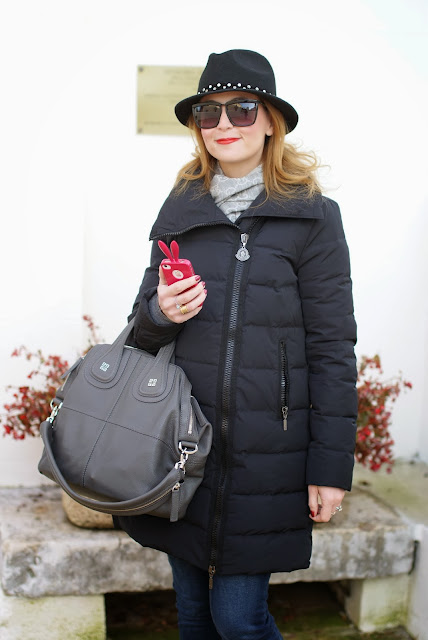 moncler duvet jacket, cold weather jackets, Fashion and Cookies, fashion blogger