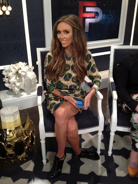 Giuliana Rancic Shoes Fashion Police