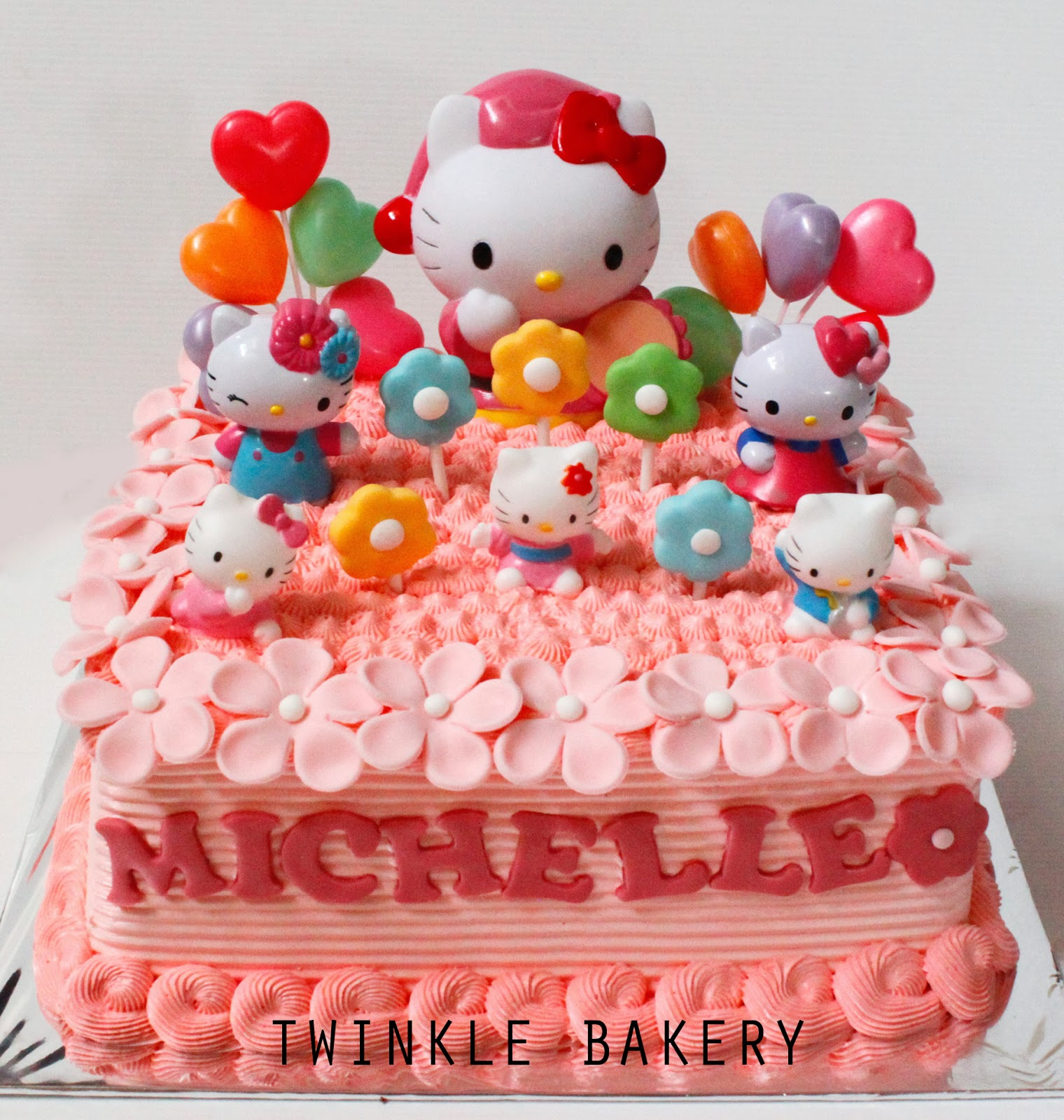 Twinkle Bakery Hellokitty