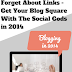 Forget About Links - Get Your Blog Square With The Social Gods in 2014