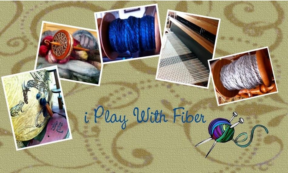 I play with fiber