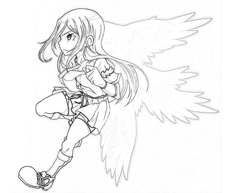 inazuma-eleven-2-aphrodite-character-coloring-pages