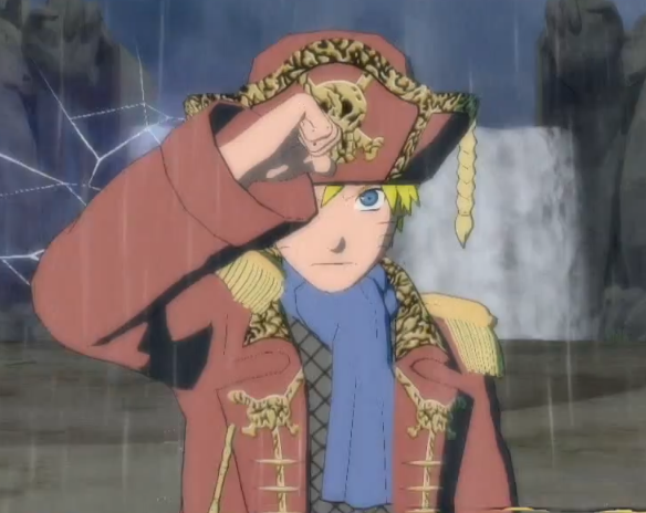 Pirate Costume of Naruto