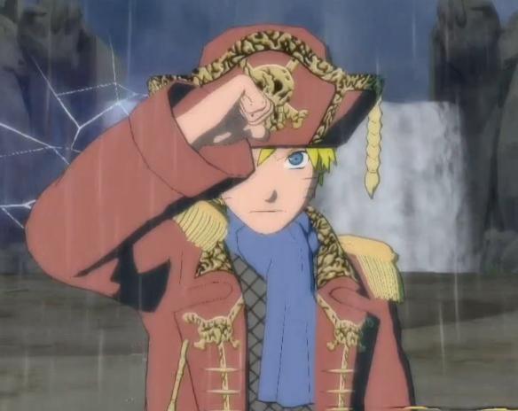 Pirate Costume of Naruto