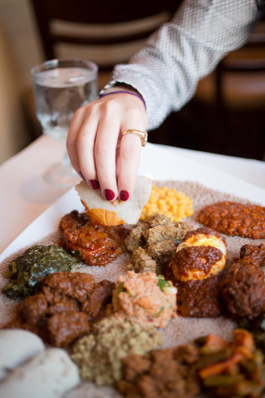 DAS Ethiopian Food Georgetown