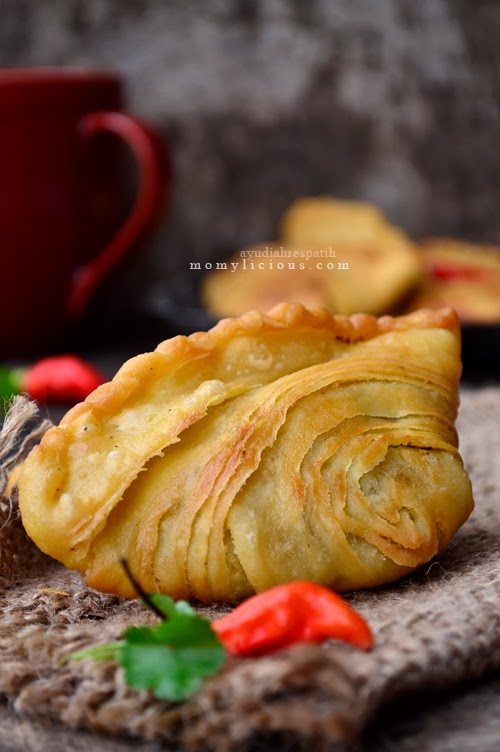 Chicken Curry Puff