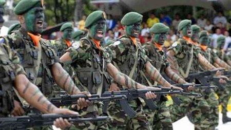 Venezuela, el tercer país suramericano que más gasta en armamento
