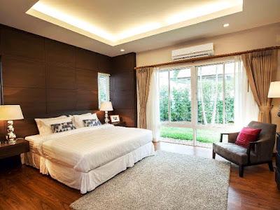 bedroom in pattaya jomtien
