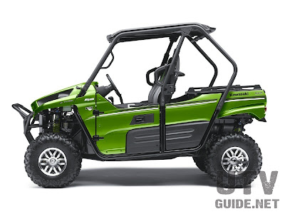 2014 Kawasaki Teryx LE