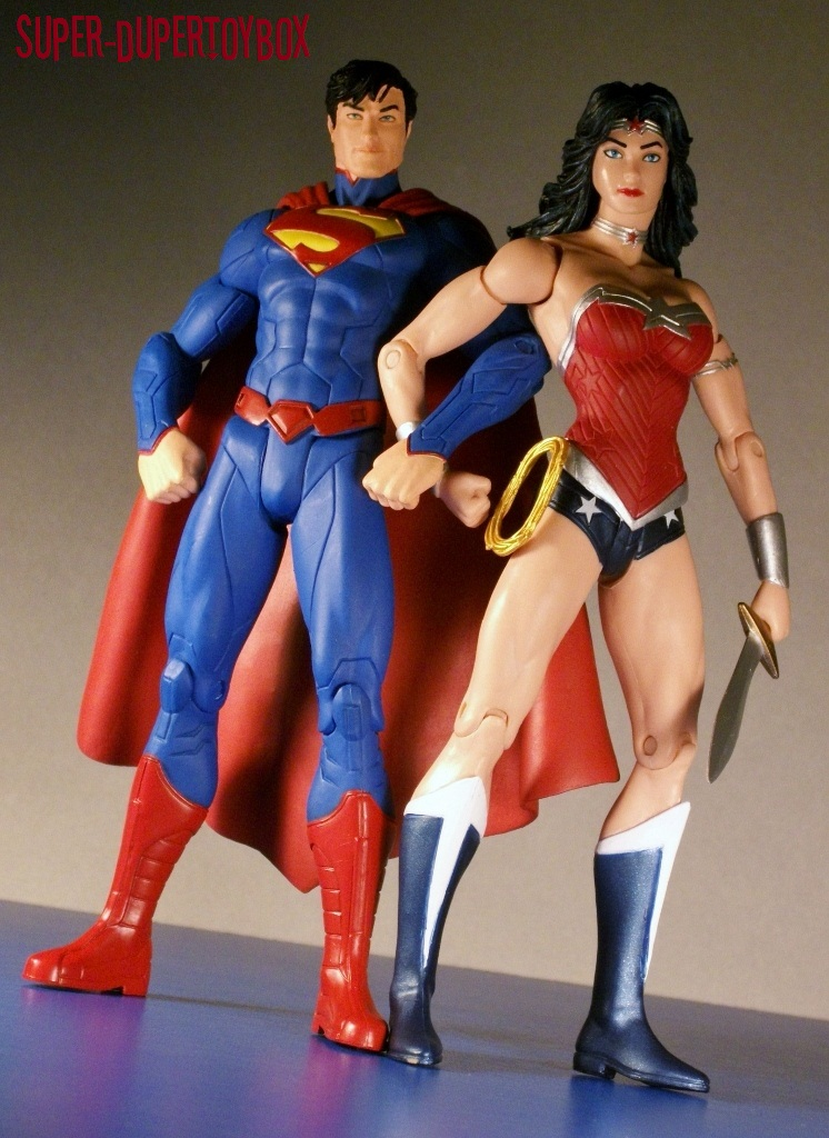 JUSTICE LEAGUE THE NEW 52 WONDER WOMAN ACTIONFIGUR | DC ...