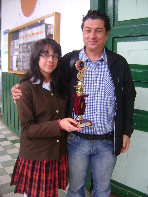 PREMIACION AREA MATEMATICA 2011