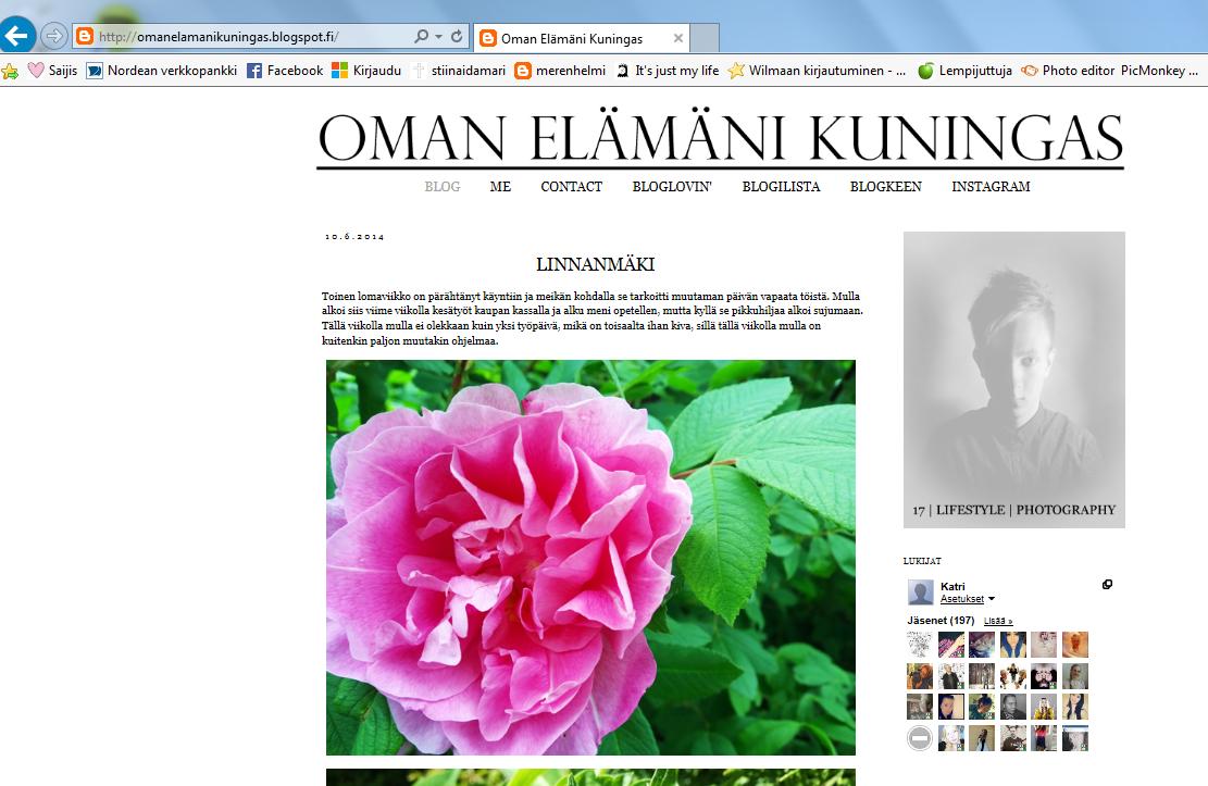 http://omanelamanikuningas.blogspot.fi/