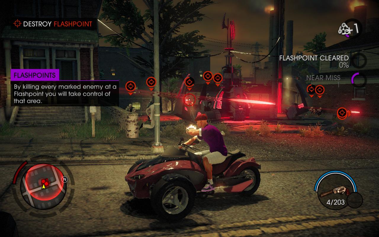 Saints Row  How To Tow A Car