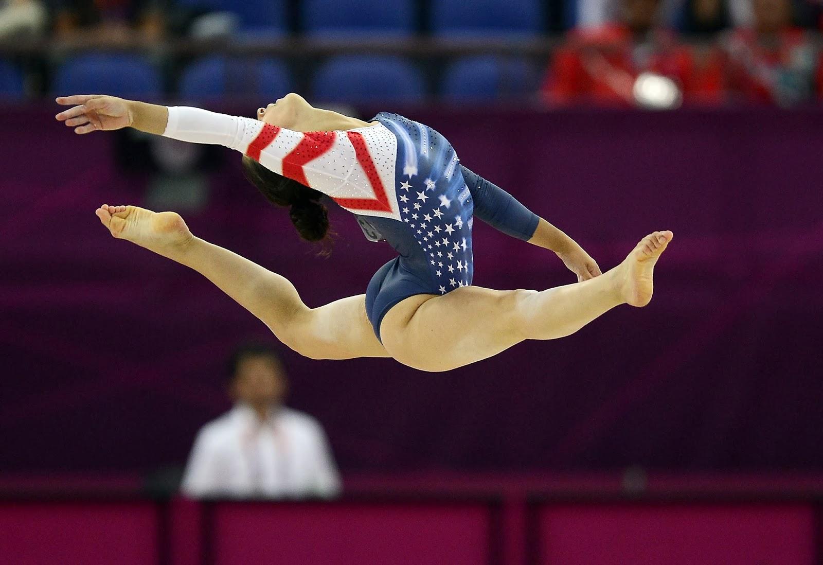 Alexandra Raisman Women S Artistic Gymnastics Beauty