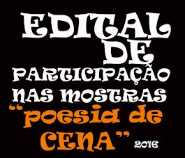 """MOSTRAS """"POESIA DE CENA"""""""