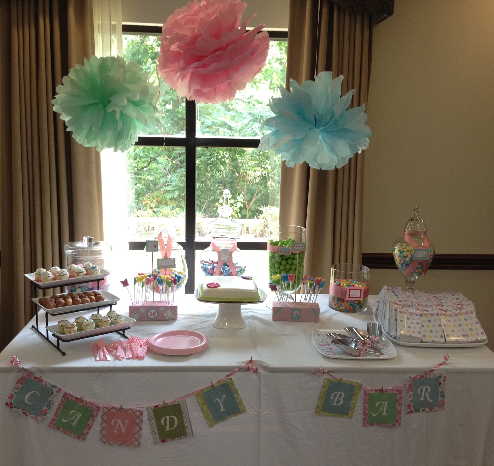 shop craft bake the pastel baby shower