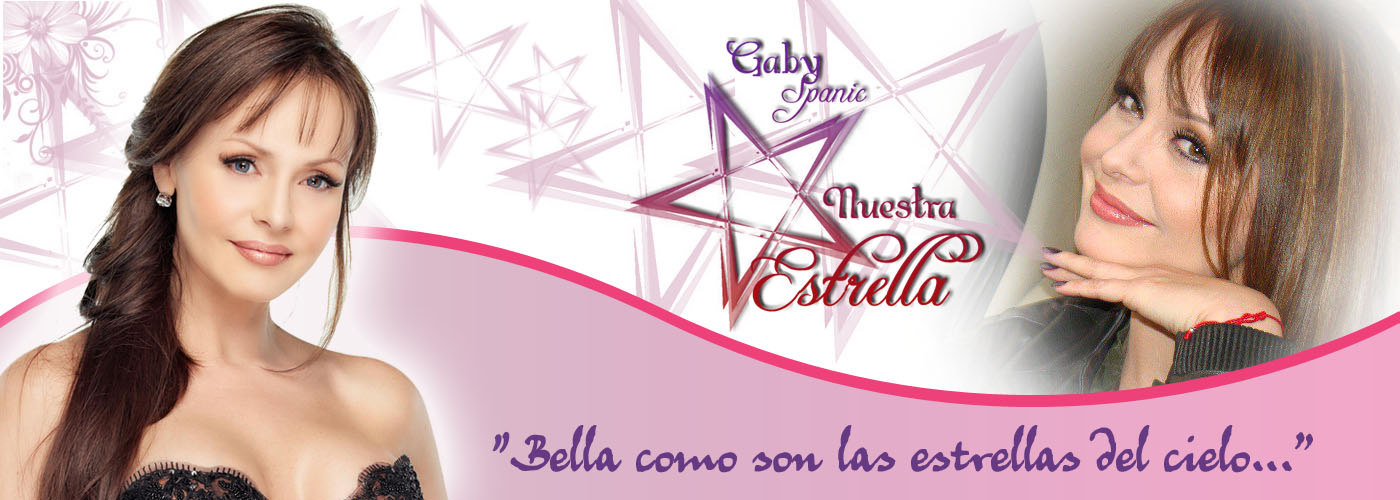 Fã Clube Gaby Spanic Nuestra Estrella