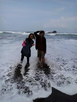 pangandaran beach~