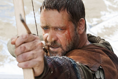 Robin Hood : Russel Crowe | A Constantly Racing Mind