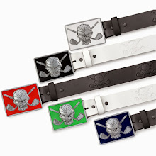 Golf Belts & Buckles