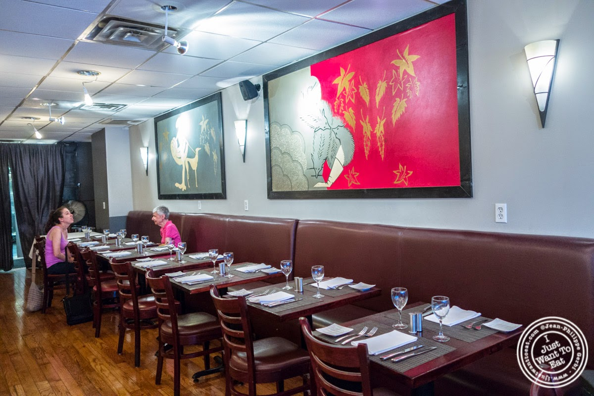 image of dining room at Paname, French restaurant in New York, NY