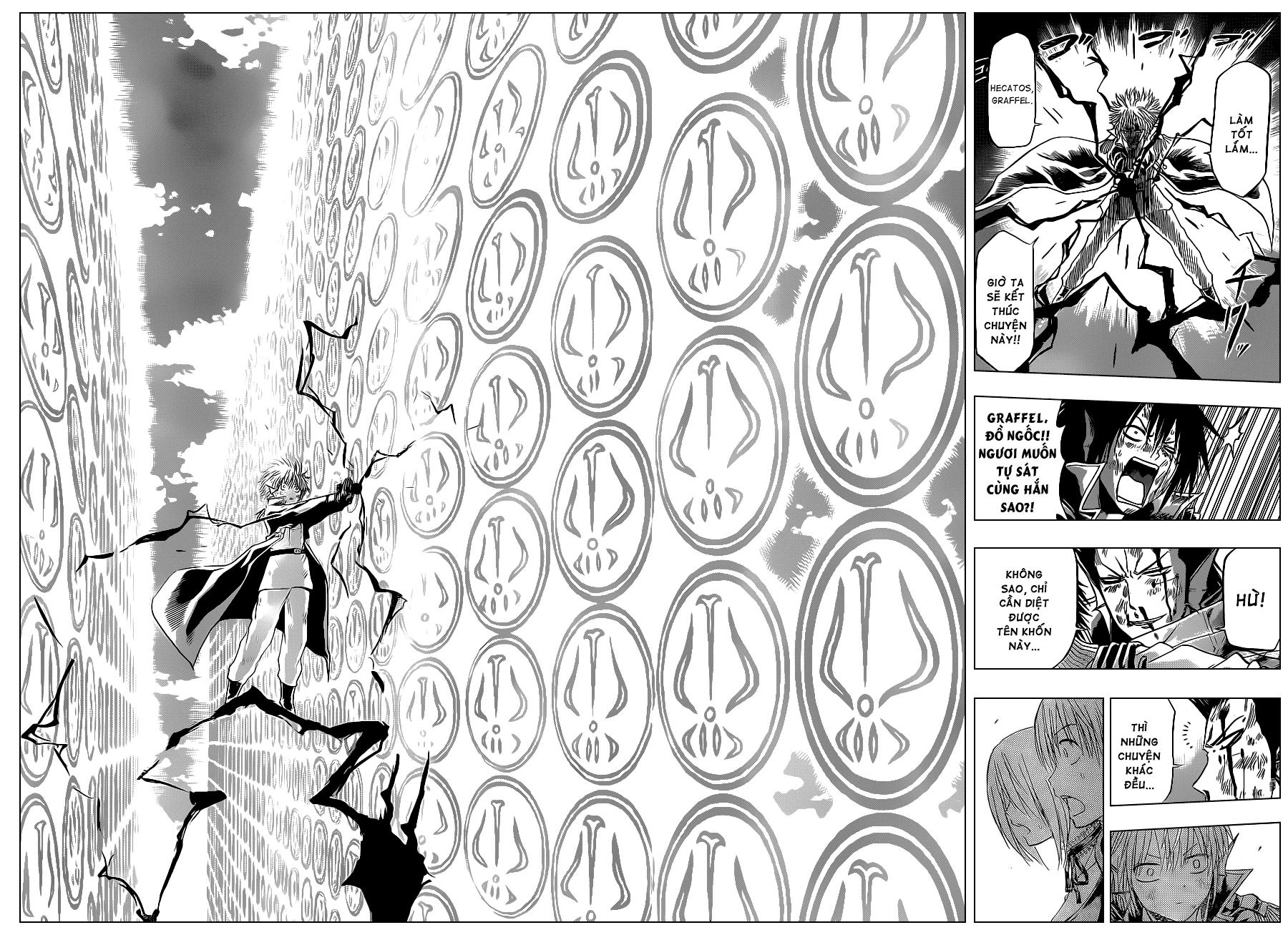 Vua Quỷ - Beelzebub tap 109 - 9
